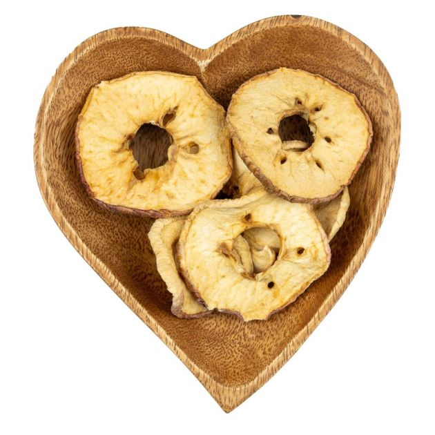 Apfelringe Natural