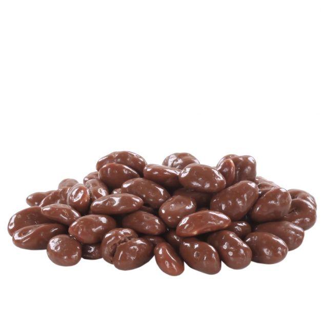 Erdnusskerne in Vollmilchschokolade
