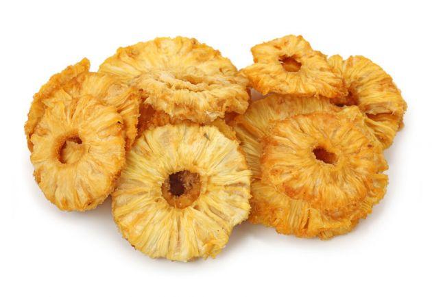 Ananasringe Natural