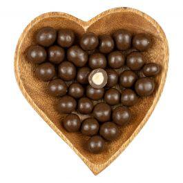 Haselnusskerne in Vollmilchschokolade