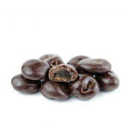 Rosinen in Zartbitterschokolade